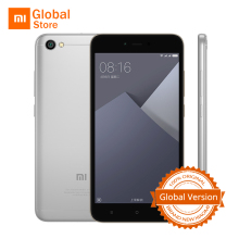 "Global Version Xiaomi Redmi Note 5A Note5A 2GB RAM 16GB ROM Mobile Phone Snapdragon 425 Quad Core 13.0MP 5.5"" 4G FDD LTE OTA(China)"