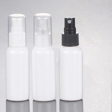 Hot Free Shipping 50pcs/Lot 50ML CC Portable White  Perfume Atomizer Hydrating Spray Bottle Makeup Tools