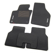 5pcs High Quality Odorless Auto Carpet Mats Perfect Fitted For VW Tiguan
