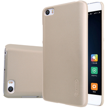 NILLKIN  ForXiaomi M5 Mobile Phone Shell  Import Environmental Protection PC ForXiaomi M5