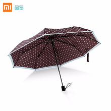 Buy Xiaomi Pinluo Automatic telescopic umbrella Sunny Rainy Umbrella Aluminum Windproof Waterproof UV Umbrella Summer Winter for $21.99 in AliExpress store