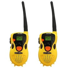 2pcs Kids Children Portable Mini Intercom Electronic Walkie Talkie Toy