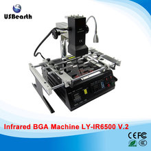 LY IR6500 v.2 BGA Rework Station reballing machine for motherboards, free tax to EU