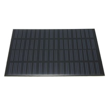 New Hot Sale 10PCS/Lot Mini Solar Cell Education Kits 1.5W 18V Polycrystalline Solar Panel For 12V Battery Charger Free Shipping(China)