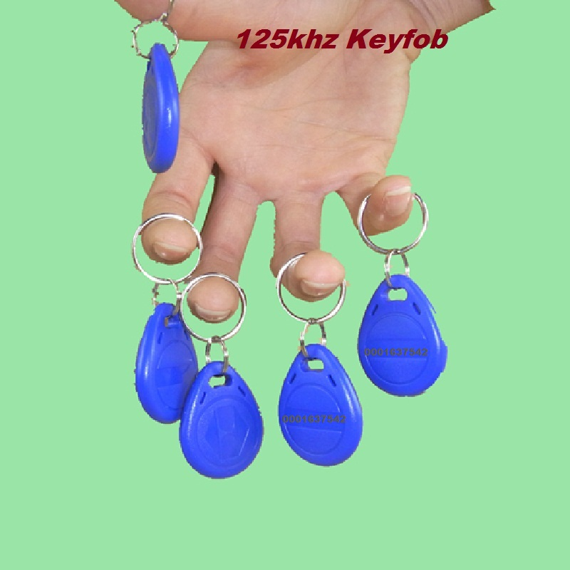 10pcs/Lot Proximity EM / ID RFID 125khz Smart ID Tagkey Keychain Tag Fob Hotel Keyfob Key Access Control System High Quality<br><br>Aliexpress