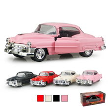 4colors alloy classical Vintage car Model Retro vehicle metal Model cars best decoration car toys with retail box