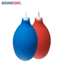 Rubber Bulb Pump Mini Squeeze Duster Air Blower Air Puffer For Hearing Aid and Hearing Accessories