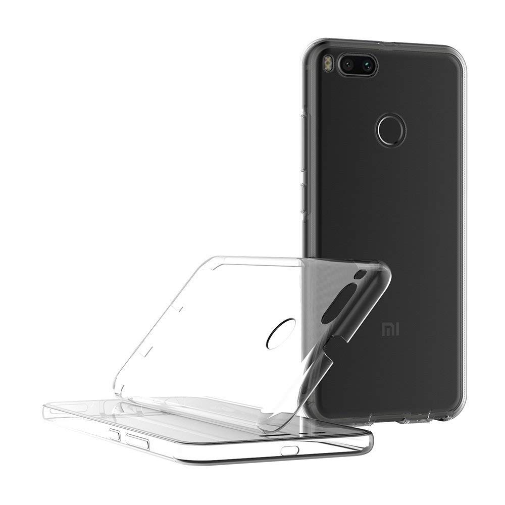 360 Degree Full Body Front and Back Protection Case Cover For Xiaomi Mi A1 Ultra Thin Slim Phone Capa For Redmi 5 Plus 4X 4A 5A (5)