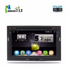 "ZNY 7"" Android 7.1.2 Car DVD For Citroen Berlingo Peugeot Partner Auto Radio RDS Stereo Audio Video GPS Glonass Navigation WiFi(Hong Kong)"