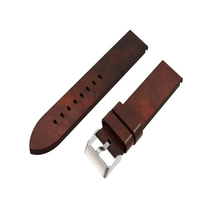 Leather Strap Replacement Watch Band With Tools For Garmin Fenix 5 GPS Watches Futural Digital JUN29