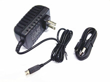 AC/DC Wall Power Charger Adapter + USB Cord for Amazon Kindle Fire HD B0085P4OWM