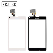 Buy Touchscreen Sensor Sony Xperia L S36H C2105 C2104 Front Glass Touch Screen Panel Digitizer Replacement Parts for $4.70 in AliExpress store