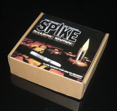 Spike Sharpie Edition,Magic Tricks,Gimmick,Stage,Mentalism,Professional,Accessories,Close Up<br>