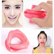 Face Lifting Exercises Silicone Face Slimmer Lips Artifact Mouthpiece Face Care Lip Trainer Oral Exerciser Massage Lifting Tools
