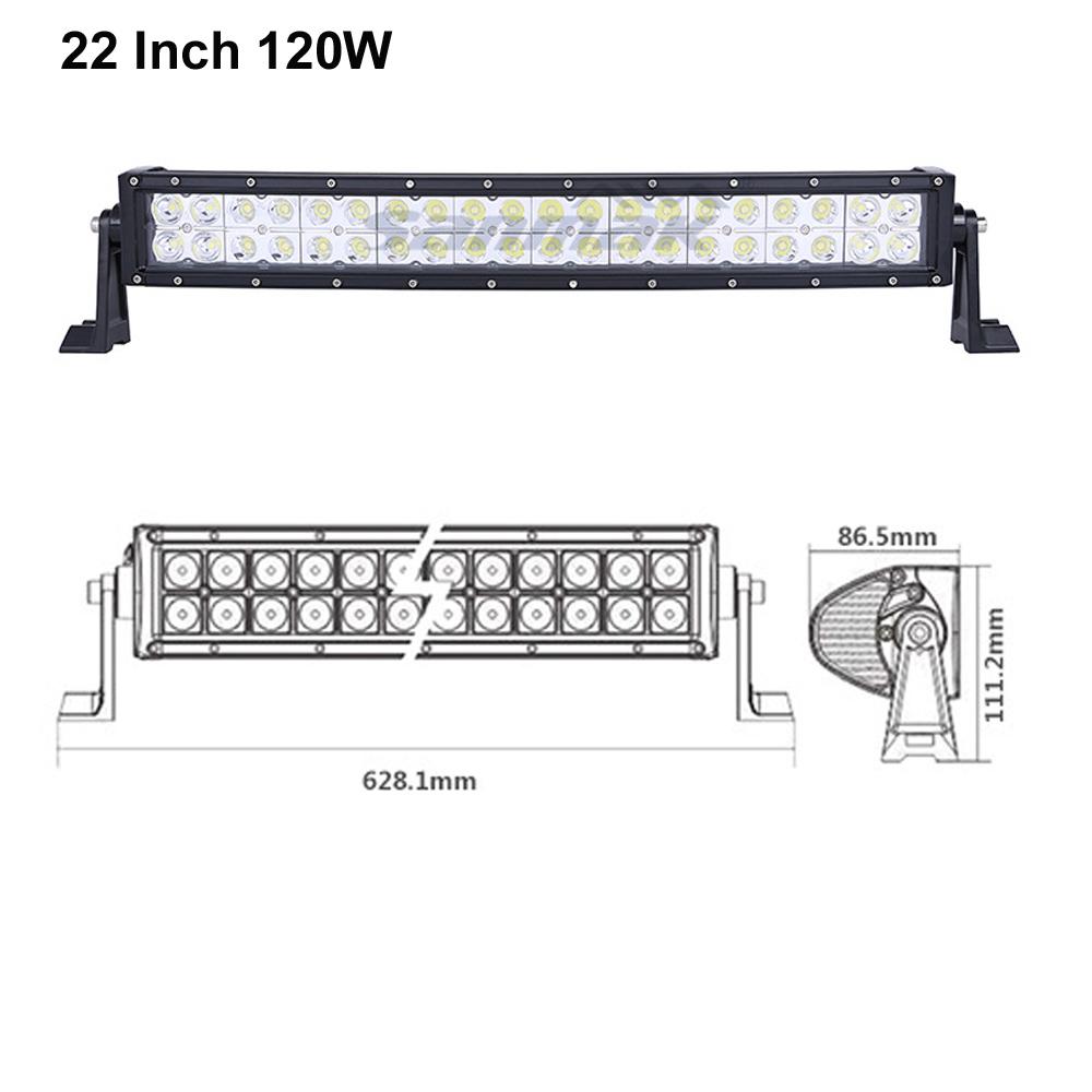 120w size