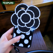 YESPURE Soft Silicone Custom Cell Phone Covers for Iphone 6 Fancy Carcasas Fundas for Iphone 6s Mujer Antigravity Handphone Bags(China)