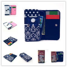 For Apple iPhone 3 3G 3GS Case Painting Universal Purse Cover for 3G Wallet Flip Leather Case Phone Bag
