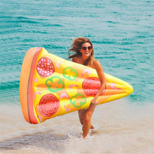 HziriP PVC Giant Floating Bed Inflatable Toys High Quality Adult Summer Swimming Pool Float Water Outdoor Fun Party Games Toy