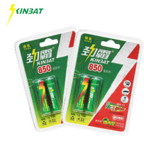 KINBAT 4pcs 850mAh 1.2V AAA Ni-MH Rechargeable Battery AAA Pre-Charged NIMH Batteries Pack For Toys Microphone Remote Controls(China)