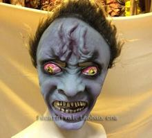 Halloween Horror Cosplay Latex Costume Bloody Zombie Mask Melting Full Face Walking Dead Scary Carnival Mardi Gras Party Masks
