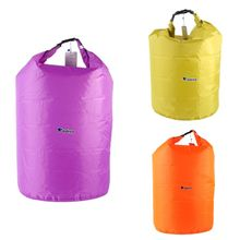 New Portable 20L/40L/70L Waterproof Bag Storage Dry Bag for Canoe Kayak Rafting Sports Outdoor Camping Travel Kit Equipment(China)