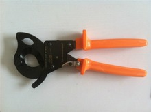 LK-240 Ratcheting ratchet cable cutter 240mm2 Max Germany design Wire Cutter Plier, not for cutting steel wire