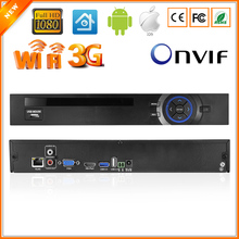 ONVIF HI3535 FULL HD 1080P CCTV NVR 24CH Surveillance Video Recorder 32CH 960P NVR Motion Detect FTP 3G Wifi Function 2SATA Port(China)
