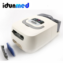Real BMC GI CPAP Breating Machine Anti Snoring Sleeping Respirator Ventilator With Humidifier Tubing Head Straps Freeshipping(China)