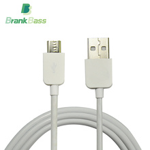 BrankBass USB Data Cable For Huawei P7 P6 Honor 6 3C for Samsung S5 S4 Cell Phone Charging Cable Free Shipping
