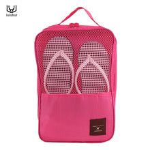 luluhut travel portable handle waterproof shoes tote pouch shoe organizer underwear bra socks storage bag shoes bag