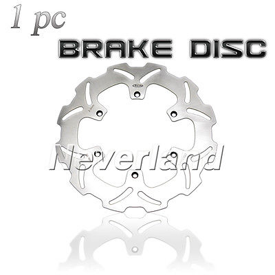 Motorcycle Front Brake Disc Rotor for Yamaha YZ WR 125 250 F 426 450 2001-2012 01-12 YZF Freeshipping D20<br>