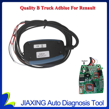 Heavy Duty Diagnose Quality B Truck Adblueobd2 Emulator For Renault with fast delivery by postNL can track on site
