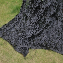 camouflage netting for sale cheap Mlitary camo netting black army netting hunting camouflage net car cover 5*8M(197in*315in)(China)