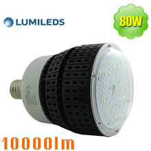 480V LED Retrofit High Bay Light Fixture 80W Replace 250W MH HID 347V LED Warehouse Workshop Church Lighting