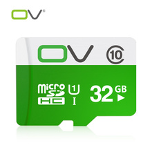Whole Sale Price OV Memory Card Real Capacity Micro SD Card 128GB 64GB 32GB 16GB Class10 8GB class6 Microsd Micro SD Card(China)
