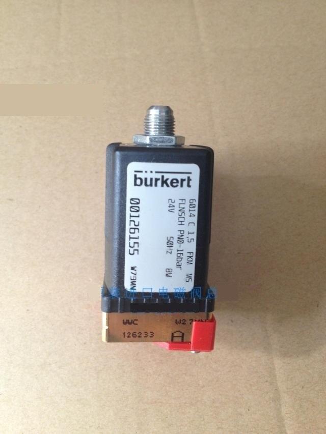 BRAND NEW Germany Burkert  solenoid valve 6014C 00126155<br><br>Aliexpress