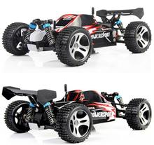 2014 New Wltoys A959 RC Car 1:18 2.4Gh Remote Control Toys 4WD Off Road RC Drift Car Buggy Remote Control Car faster than L959