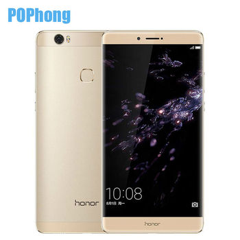 Huawei Honor Note 8 4GB RAM 64GB ROM Kirin 955 Octa Core Cellphone 2K Screen 6.6 inch Android Dual SIM 4500mAh Quick Charge