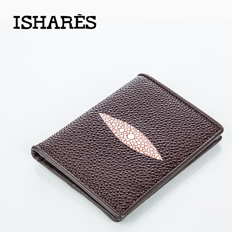 Brand Men Business Casual  Wallet Versatile Clutch Bag Male High Quality Fancy Leather Purse Fish Print Two Colors ISPK6007-B<br><br>Aliexpress