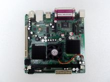 Used, 17 * 17 SV1-A2316 POS machine industrial motherboard N230 ATOM 1.6GHz motherboard,100% tested good