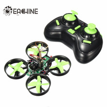 In Stock Eachine E010C Micro FPV Racing Quadcopter With 800TVL 40CH 25MW CMOS Camera w/ Mount Cap VS Eachine E010 RC Drone(China)