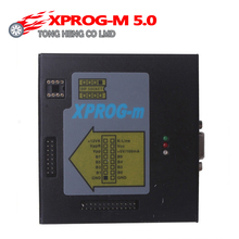Wholesale Price Newest version Metal Full Adaptors X PROG M Programmer Xprog m Xprog-m V5.0 ECU Chip Tunning