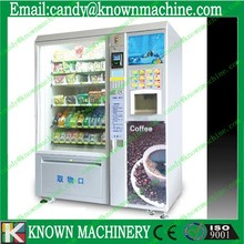 Snacks and Drinks Mini Combo Vending Machine(China)