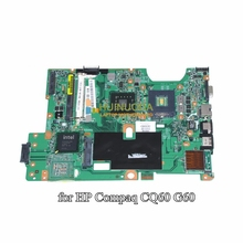 NOKOTION 48.4FQ01.011 578232-001 laptop motherboard For HP Compaq CQ60 G60 GL40 DDR2 mainboard(China)