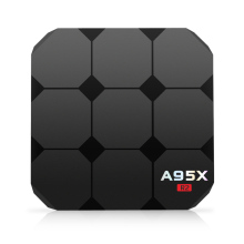 A95X R2 Android 7.1 Cortex A53 1.5GHz,Quad Core H.265 RK3328 TV Box WITH Remote Control