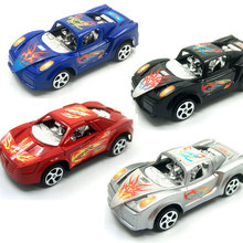 EFHH 1PCS Sports Car Model Pull Back Vehicles Kids Toy Car Children Educational Toys