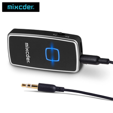 Mixcder TR007 2-in-1 Streambot Wireless Bluetooth Audio Music Streaming Switchable Transmitter Receiver for Speakers MP3 TV Car(China)