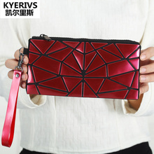 Fashion New Luxury Brand Women Wallet Long Clutch Thin Wallet Female Coin Purse Phone Holder Hand Bags Womens Wallets and Purses