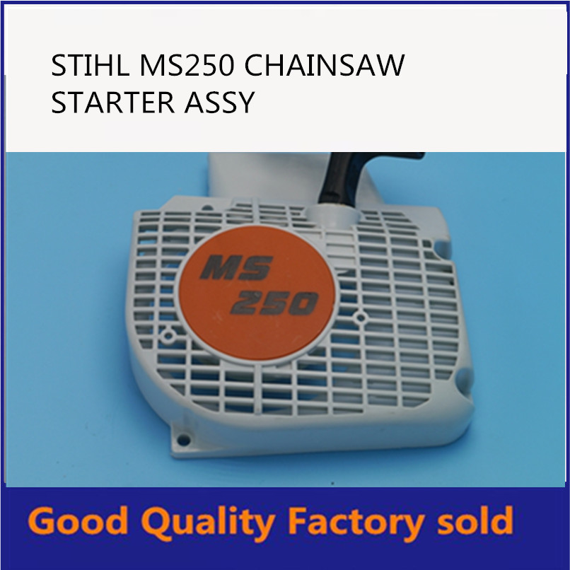 stihl ms250 price. chainsaw spare parts ms250 starter assy for stl 025 251(china) stihl ms250 price y