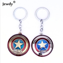 New The Avengers Marvel Character Captain America Shield Hulk Batman Mask KeyChain Women & Men Fashion Movies Jewelry